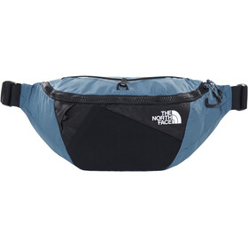 The North Face Lumbnical Bæltetaske S, mallard blue/TNF black